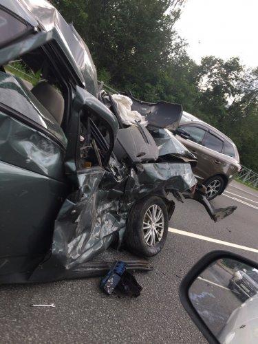 Молодой водитель погиб в ДТП в Приозерском районе Ленобласти