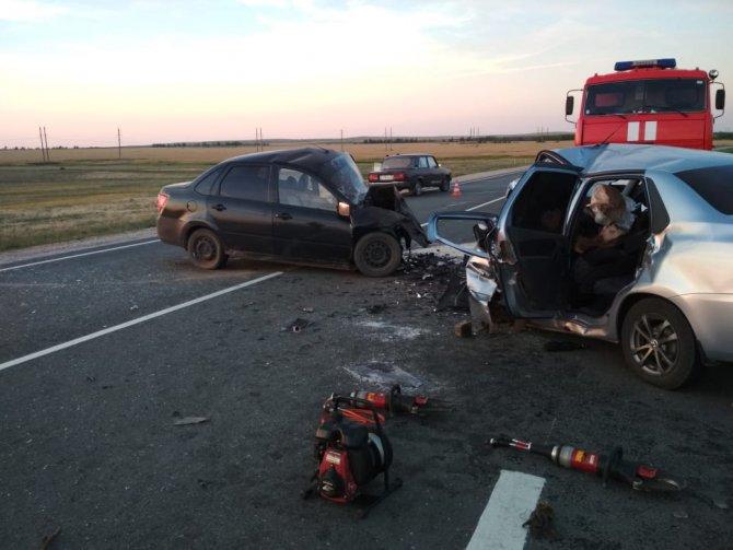 Два человека погибли в ДТП под Соль-Илецком (1)