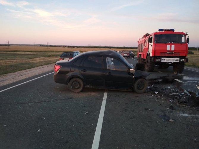 Два человека погибли в ДТП под Соль-Илецком (2)