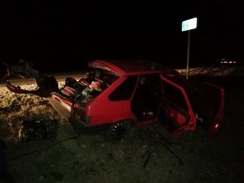 В ДТП с грузовиком в Рязанской области погиб человек (3)