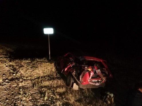 В ДТП с грузовиком в Рязанской области погиб человек (1)