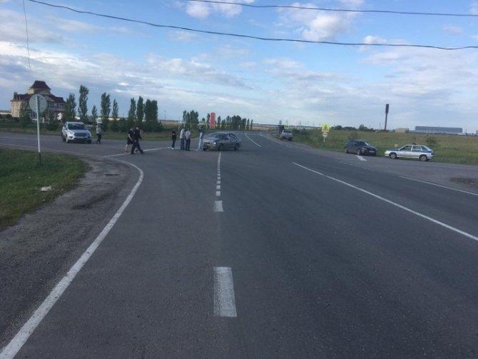 По вине автоледи в ДТП в Ухоловском районе пострадали двое детей (1)
