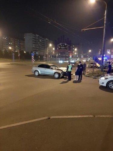 Пассажирка мотоцикла погибла в ДТП в Красноярске (3)
