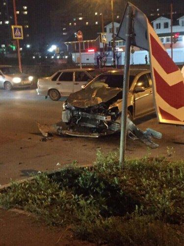 Пассажирка мотоцикла погибла в ДТП в Красноярске (2)