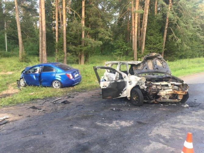 Два человека погибли в ДТП в Удмуртии (1)