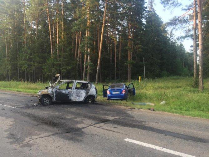 Два человека погибли в ДТП в Удмуртии (4)