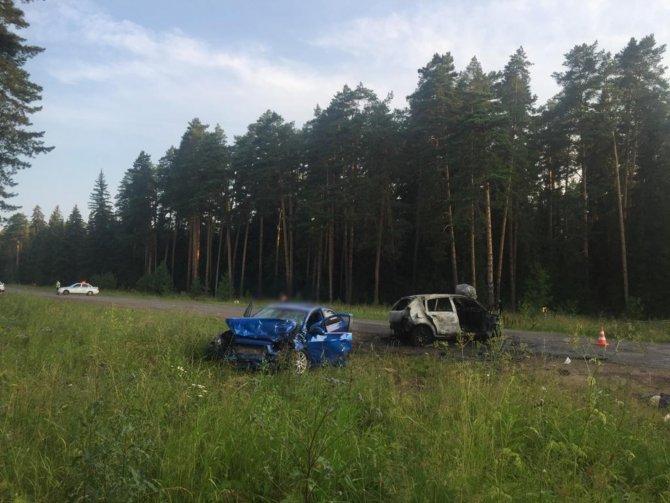 Два человека погибли в ДТП в Удмуртии (3)