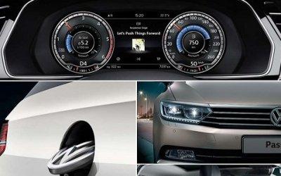 Volkswagen Passat Business Edition – ищет своего управляющего