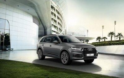 Audi Россия представляет специальную серию Audi Q7 S line Edition