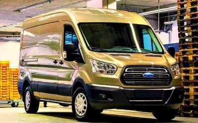 ВЕлабуге начнут выпускать новый Ford Transit