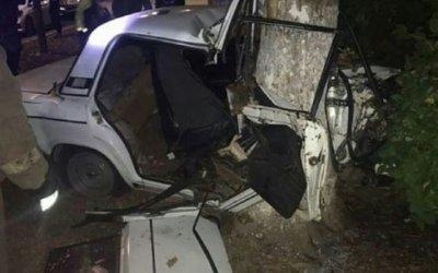 Водитель и пассажир погибли в ДТП в Белореченске