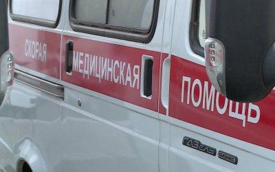 В Таганроге иномарка сбила 15-летнего скутериста
