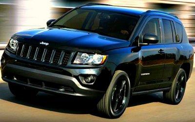 Jeep Compass станет семиместным