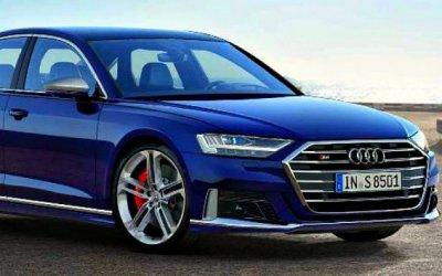 Новый Audi S8: известны подробности