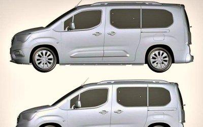 Opel запатентовал вРоссии новую модель