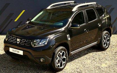 Renault готовит спецсерию кроссовера Duster