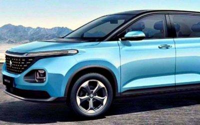 Chevrolet готовит вседорожный компакт-вэн накитайской платформе