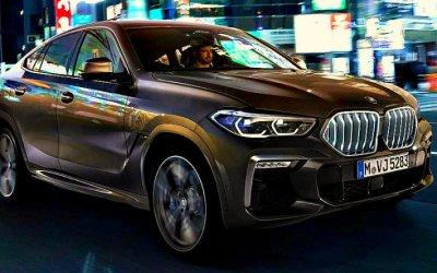 Известны российские цены нановый BMW X6