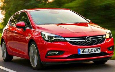 Рассекречен новый Opel Astra