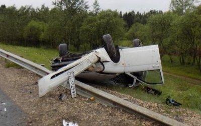 Молодой водитель погиб в ДТП на трассе «Вятка»