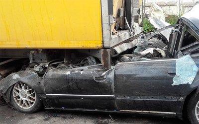 В Зеленограде в ДТП с фурой погиб человек