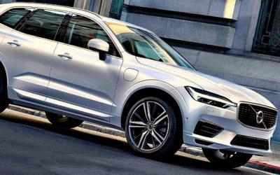 Российские продажи Volvo продолжают расти