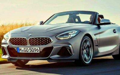 Новый BMW Z4: мощность— выше указанной производителем
