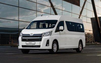 Профессионал: Toyota представляет в России новое поколение Hiace