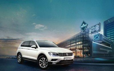 Volkswagen Tiguan – безопасность, комфорт, стиль