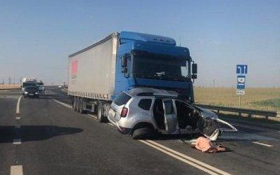 Два человека погибли в ДТП с фурой в Краснодарском крае