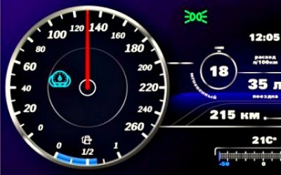 Lada Vesta: новый вариант цифровой «приборки»