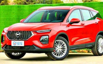 ВКитае начаты продажи аналога Hyundai Santa Fe
