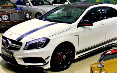 Гудвуд-2019: показаны новые Mercedes-AMG