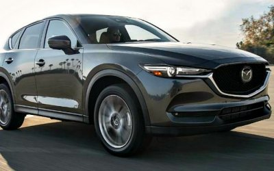 ВРоссии подешевела Mazda CX-5