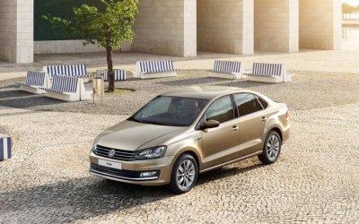 Экономичный, комфортный, городской – Volkswagen Polo