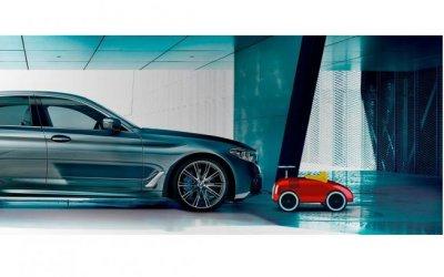 ЕСЛИ И МЕНЯТЬ АВТОМОБИЛЬ, ТО ТОЛЬКО НА BMW.