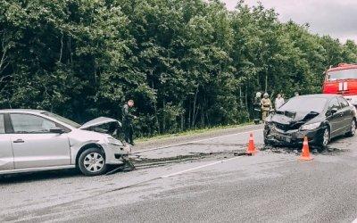 Ребенок пострадал в ДТП на трассе «Кола»