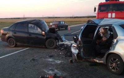 Два человека погибли в ДТП под Соль-Илецком