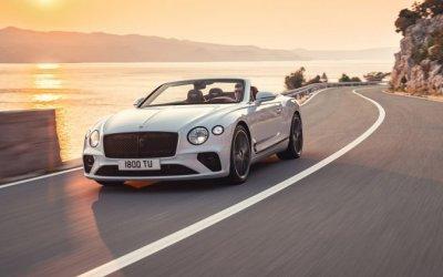 Bentley Краснодар начал прием заказов на кабриолет Continental GT Convertible