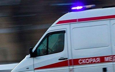 Два человека пострадали в ДТП со «скорой» вМоскве