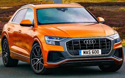 В России подорожал Audi Q8