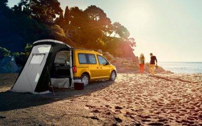 Volkswagen Caddy – верный помощник на все случаи жизни в Фольксваген Центре Лосиный Остров