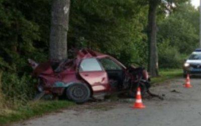 20-летняя девушка погибла в ДТП в Гурьевском районе