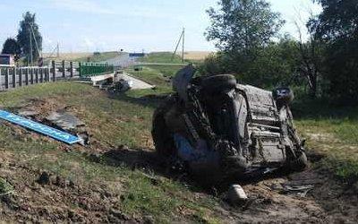 Пять человек пострадали в ДТП под Клинцами