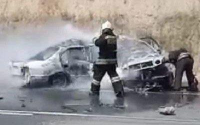В ДТП под Читой погибли четыре человека