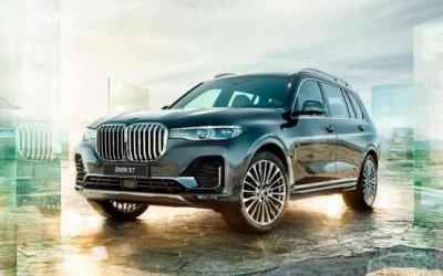 BMW X7 – ПРОСТРАНСТВО ДЛЯ ГЛАВНОГО.