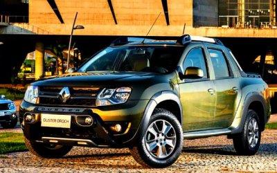 Пикап Renault Duster всё-таки появится вРоссии