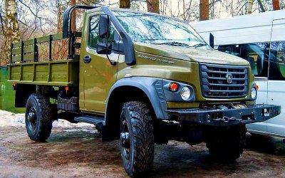 Новый «ГАЗ Садко»: скоро впродаже
