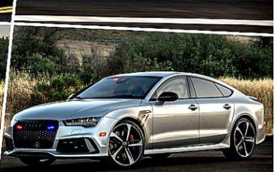 Audi RS7 стал «кирасиром»