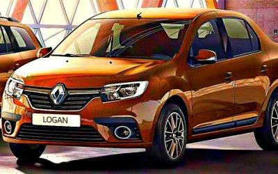 Renault Logan раскрывает секреты